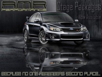 AMR 2012 STi Packages